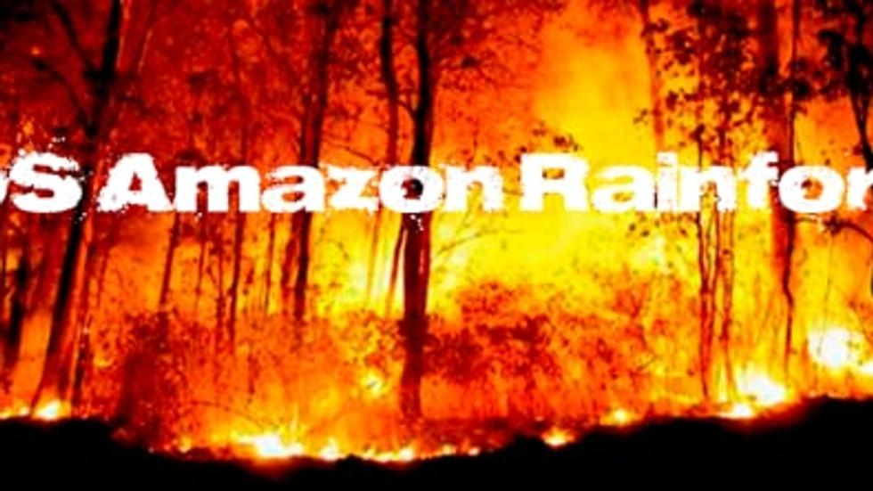 SOS Amazon Rainforest