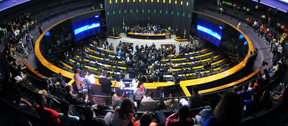 Câmara abranda regras da Previdência para policiais, inclusive do DF