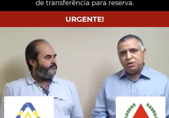 ASPRA e AOPMBM: militares peçam a transferência para a reserva se PLP 39/20 for aprovado