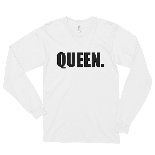 QUEEN - Long-Sleeve T-Shirt