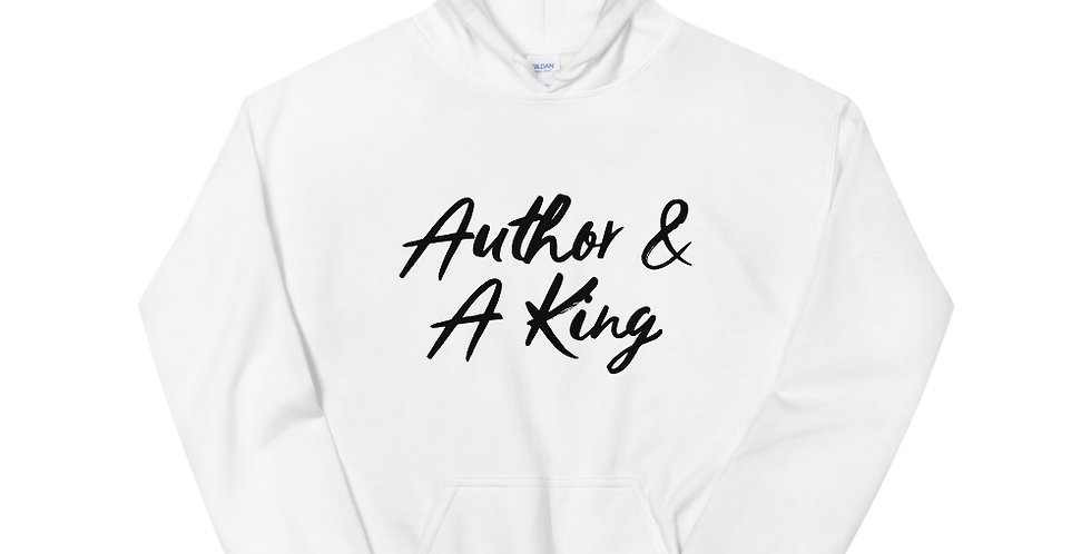 Author & A King Hoodie