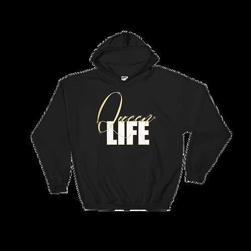 Queen Life - Hoodie