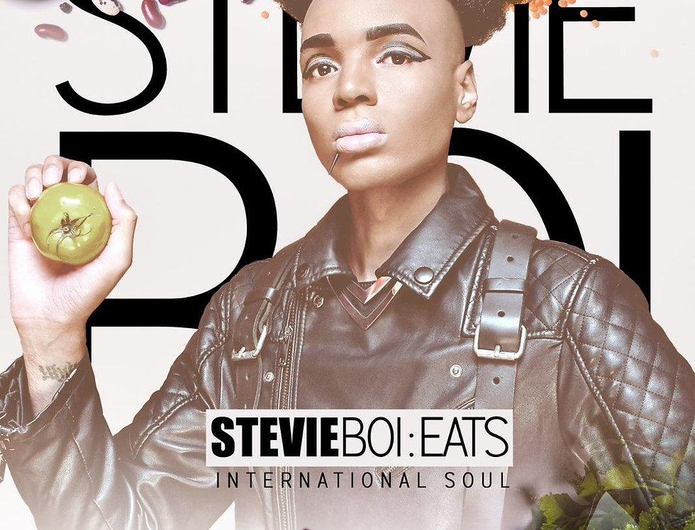 Stevie Boi Eats: International Soul