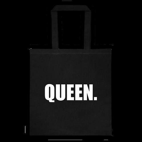 QUEEN - Canvas Tote Bag