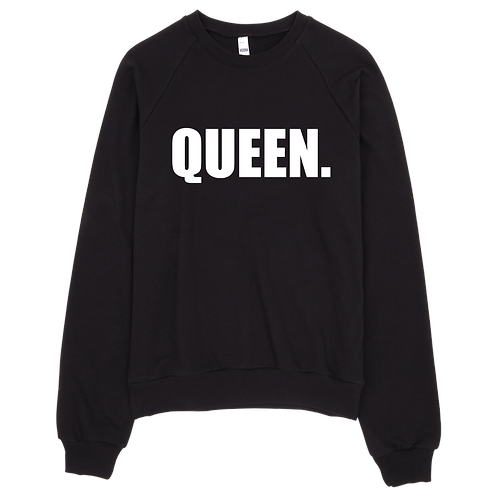 QUEEN - Fleece Sweatshirt
