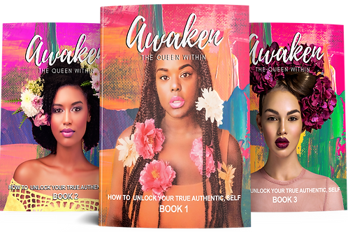 Awaken the Queen Within - The Complete Series (Books 1-3)