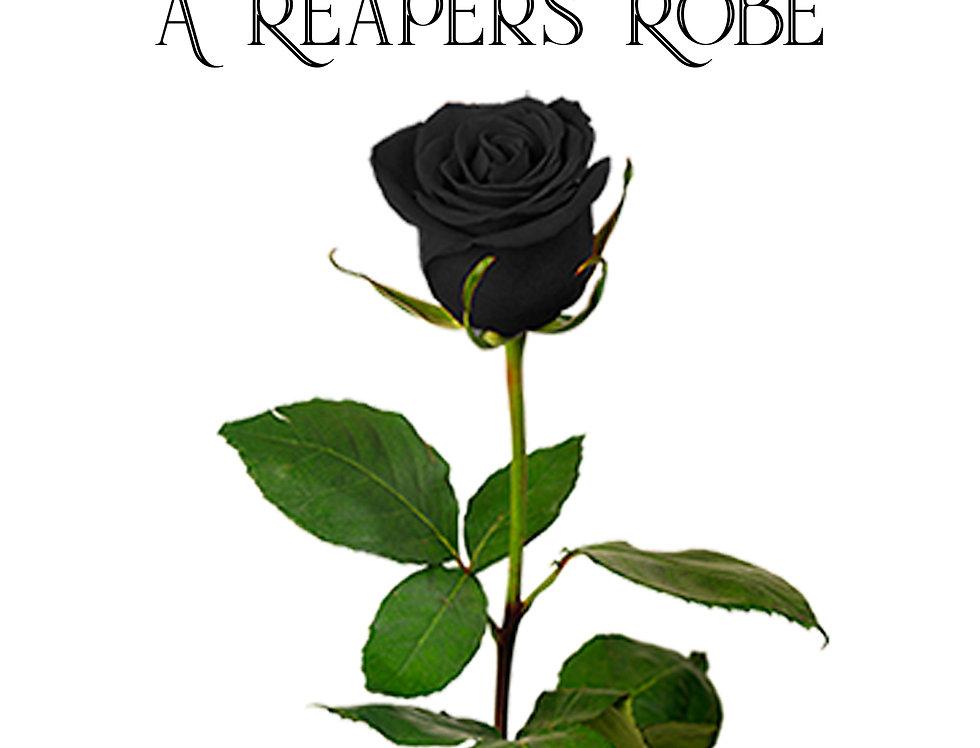 Rose Petals Under a Reaper's Robe