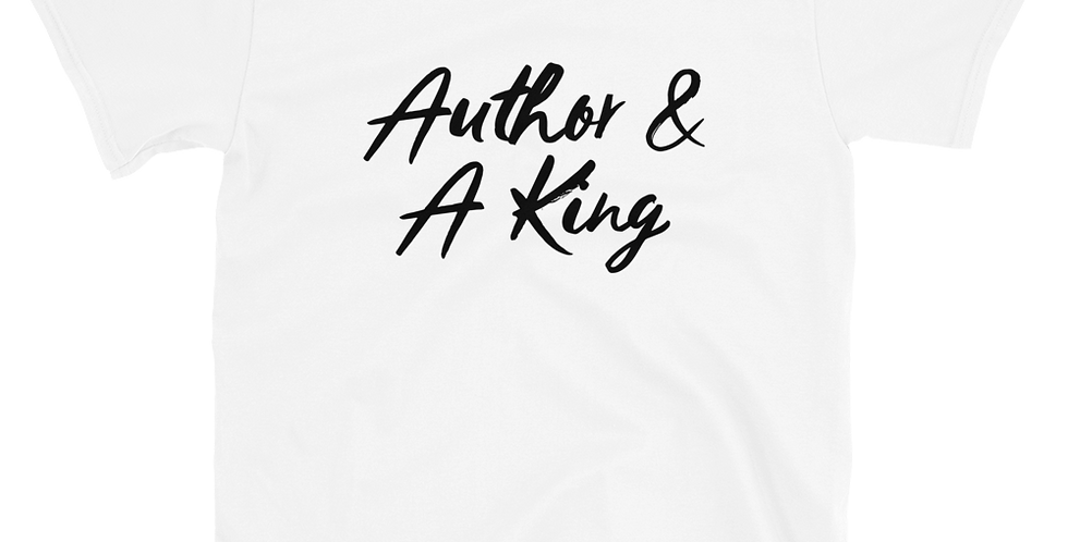 Author & A King T-Shirt