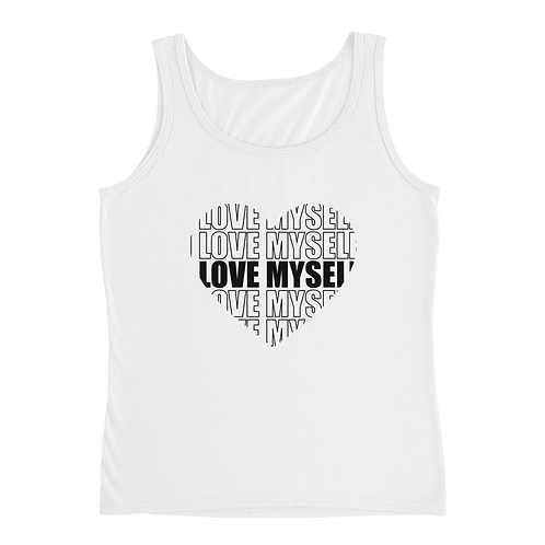 I LOVE MYSELF - Tank Top