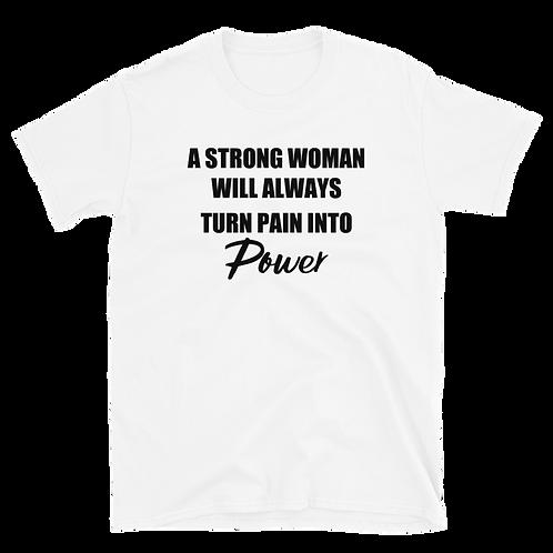 A Strong Woman - T-Shirt