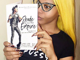 An Inside Look: Celebrity Model Shauna Brooks Gives Shade