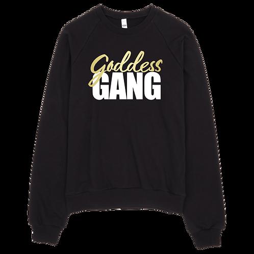 Goddess Gang - Fleece Sweatshirt