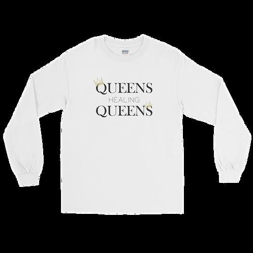 Queens Healing Queens - Long-Sleeve T-Shirt
