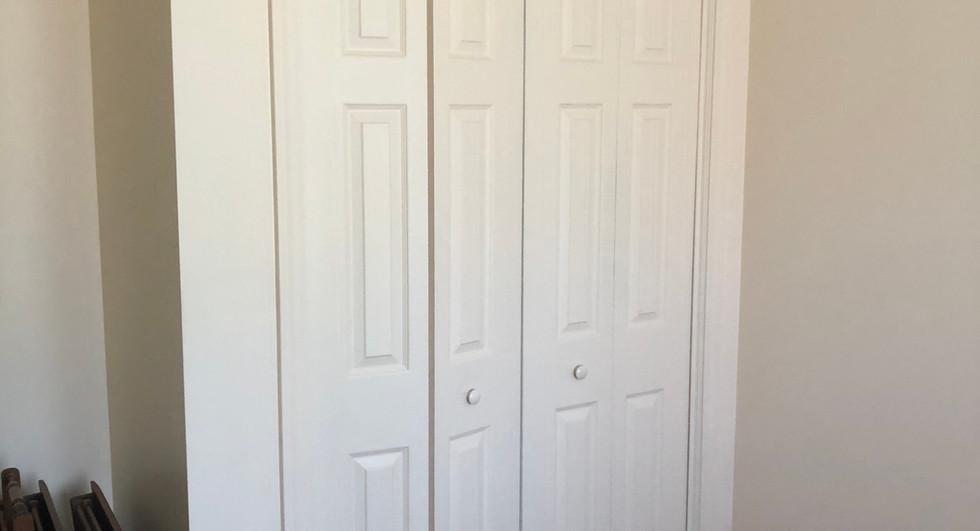 Guest room closet 2 bedroom apartment.jp