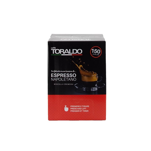 TORALDO CIALDA CREMOSA 150PZ
