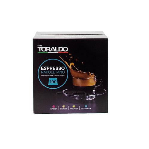 TORALDO CAPSULA ESPRESSO POINT 100PZ