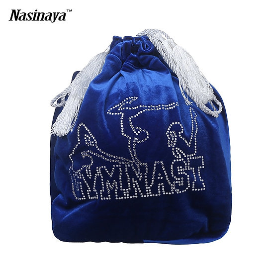 Rhythmic Gymnastics Ball Bag RG Velvet Fabric 24 Colors to Select