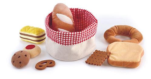 Panier de pains pour enfants