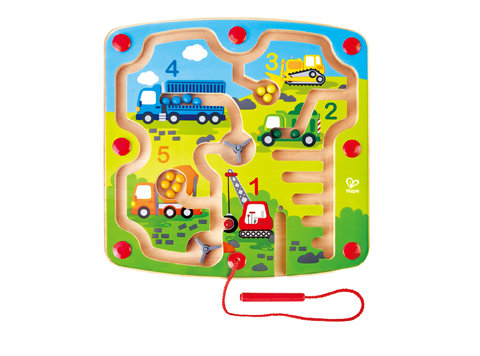 Labyrinthe construction et chiffres