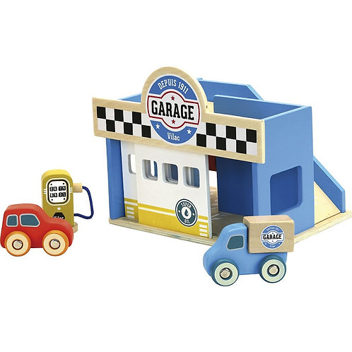 Le petit garage vilacity