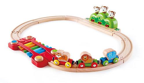 Chemin de fer musical de la jungle