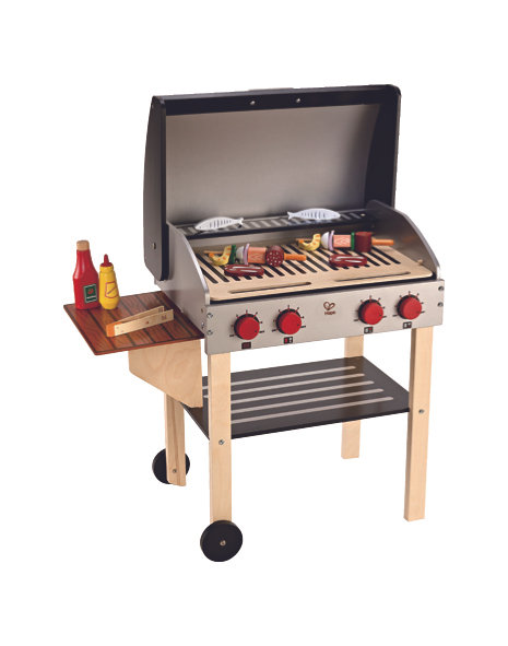Barbecue du chef
