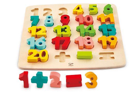 Puzzle grosses pièces