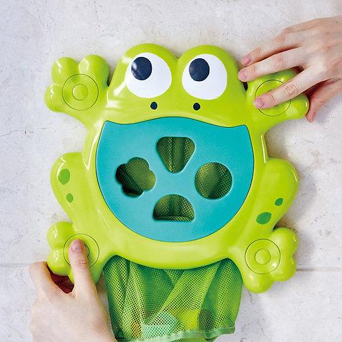 Jeux de bain grenouille