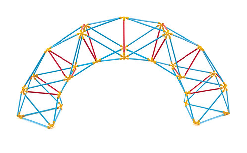 Structures géodésiques