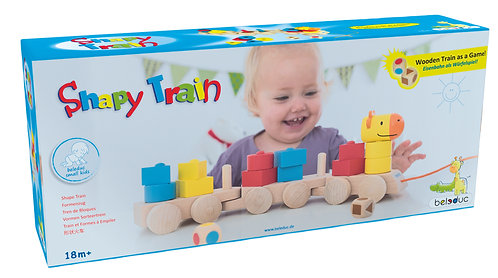 Shapy train