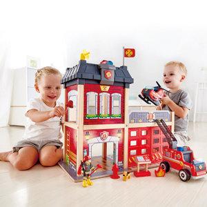 Grande caserne de pompiers