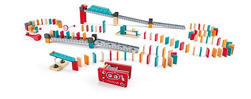 Circuit de dominos : Usine robot