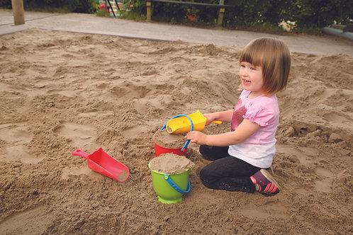 Pelles et sceaux - jouet de sable