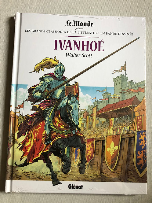 Ivanhoé - Les Grands classiques de la littérature Le Monde/Glénat