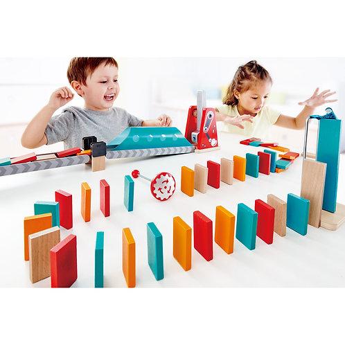 Circuit de dominos : Grand marteau
