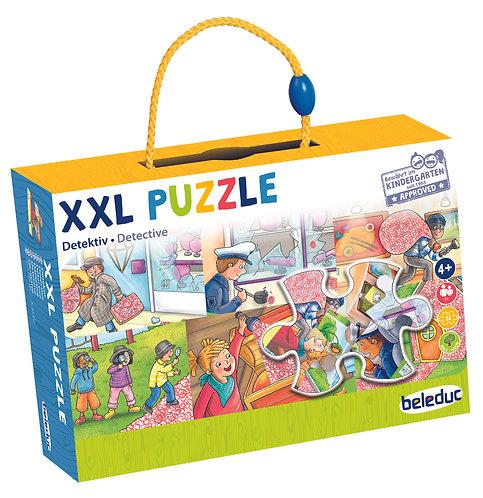 """Puzzle d'apprentissage XXL """"Détective"""""""