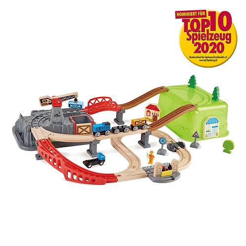 Railway bucket builder Set