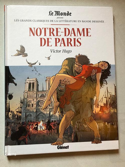 Notre-Dame de Paris - Les grands classiques de la littérature Le Monde / Glénat