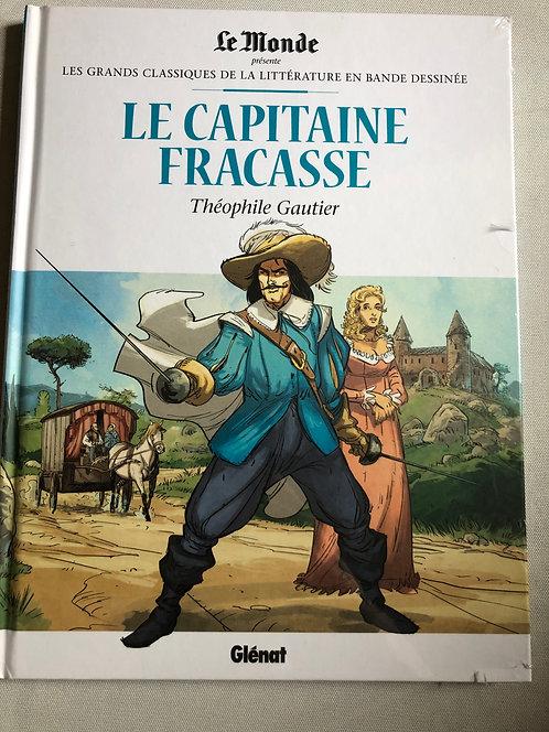 Le Capitaine Fracasse - Les Grands classiques de la littérature Le Monde / Gléna