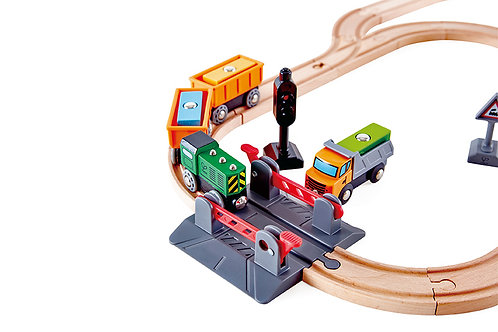 Circuit du train cargo