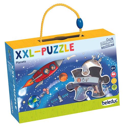 """Puzzle d'apprentissage XXL """"Planètes"""""""