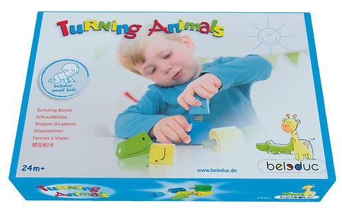 Turning Animals