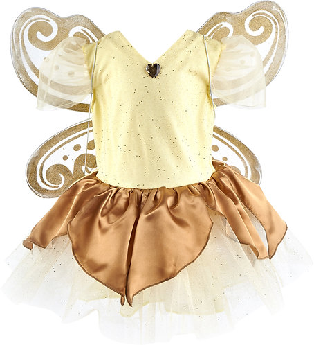 Luna magic costume et aile pour fille