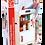 Thumbnail: Réfrigérateur blanc