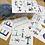 Thumbnail: Flexi lamelles boite de 500 pièces / 2 tailles et 5 couleurs