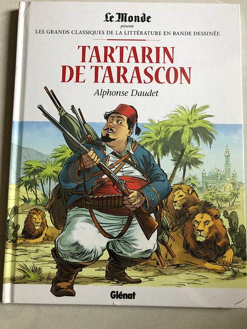 Tartarin de Tarascon - Les Grands classiques de la littérature Le Monde/Glénat