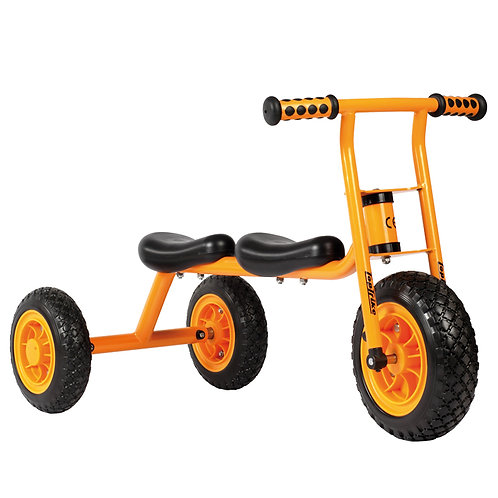 tricycle double maternelle