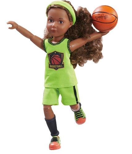 Joy Basketball star player