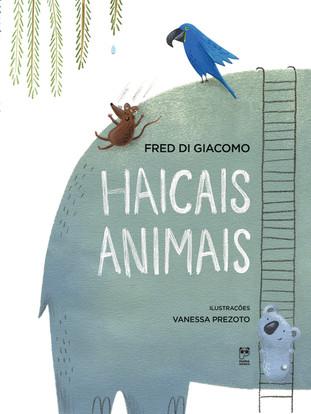 Capa do livro Haicais Animais