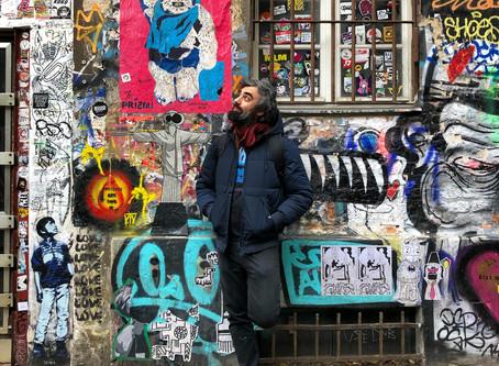Um caipira em Berlim